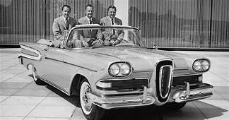 Hubris And Sputnik Doomed The Edsel  New York Times