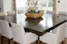 12 seater square dining table amazing decoration large