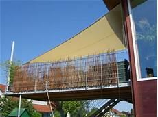 Sonnenschutz Für Balkon - sonnensegel balkon balkonbeschattung mit sonnensegel