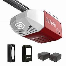 craftsman 1 2 hp ac series 100 garage door opener