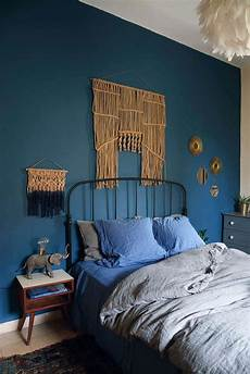 Bedroom Decor Ideas With Blue Walls by This Is How To Decorate With Blue Walls Nonagon Style
