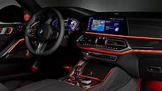2020 Bmw X6 Interior Design Features