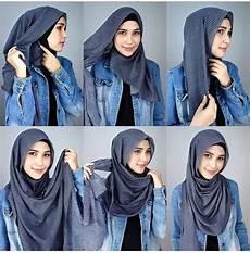 5 Cara Memakai Jilbab Pashmina Modern Yang Modis Dan
