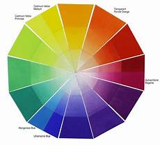 just six paints the almost double primary approach to a qor color wheel just paint