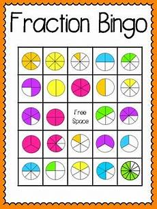 fraction bingo worksheets 3859 fraction bingo 30 completely different cards calling cards included