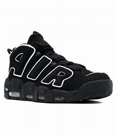Air Shoes nike air more uptempo black basketball shoes buy nike