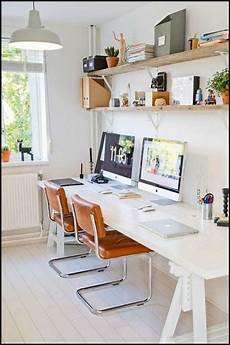 creative ideas home office furniture 24 creative workspaces for two home office space home