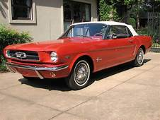 1964 Ford Mustang  Cars Convertible