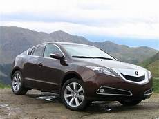 2010 acura zdx review youtube