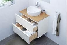 meuble pour vasque salle de bain meuble sous lavabo ou vasque pour la salle de bain ikea