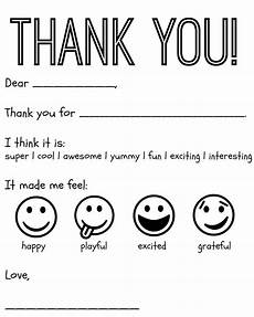Thank You Card Template Pages by Free Printable Thank You Cards To Color Thank You
