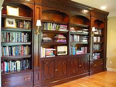 home office library furniture mahogany library cabinetry with carved mouldings