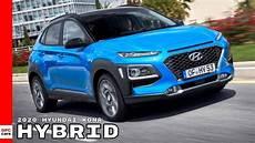2020 Hyundai Kona Hybrid
