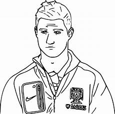 cristiano ronaldo printable coloring pages