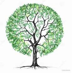 Tree Drawing By Serhii Liakhevych 6