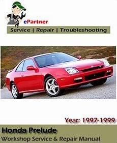 automotive repair manual 1997 honda prelude on board diagnostic system honda prelude factory service repair manual 1997 1999