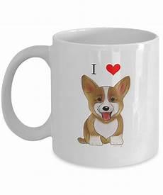 The Corgi Coffee Mug
