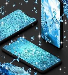 Lock Screen Water Drop Live Wallpaper