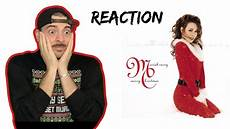 carey merry christmas reaction youtube