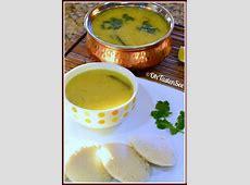 Kumbakonam Kadappa ? Moong dal curry ? Side Dish for Idli