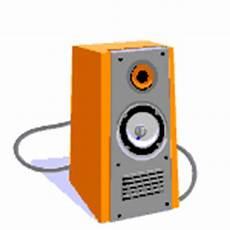 Loudspeaker Pengeras Suara Gif Gambar Animasi Animasi