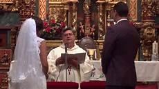 catholic wedding ceremony frank fabiola wedding