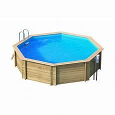 piscine bois octogonale semi enterrée piscine bois octogonale hors sol semi enterr 233 e