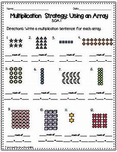 multiplication worksheets with arrays 4662 multiplication using arrays worksheets by skills and thrills in third