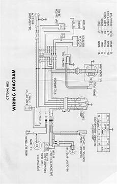 1977 ct70 wiring diagram lilhonda com
