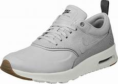 nike air max thea premium w shoes grey