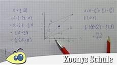 mitte zwischen 2 punkten mit vektoren berechnen wichtiges