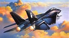 4k jet black wallpaper f 14a black tomcat desktop wallpaper