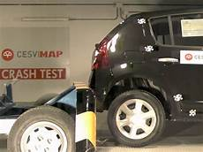 Crash Test Trasero Dacia Sandero En Cesvimap