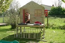 Plan De Cabane De Jardin Cabane De Jardin Pour Les Enfants Nos R 233 Nos D 233 Cos