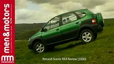 renault scenic rx4 renault scenic rx4 review 2000