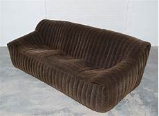 cinna ligne roset mid century two three seat sofa for cinna ligne roset 1970s 64919