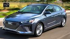 2017 Hyundai Ioniq Hybrid Electric Vehicle Test Drive Hd