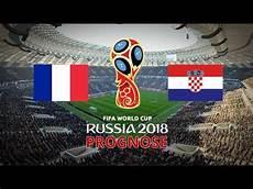 Fifa 18 Wm Prognose Frankreich Vs Kroatien Kicker