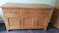 solid light oak sideboard for sale in maynooth kildare