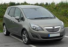 2016 opel meriva b pictures information and specs