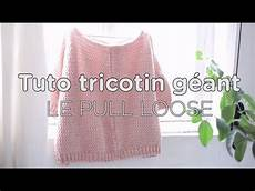 tuto tricotin le pull partie 1 loom knit an