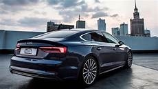 the new 2017 audi a5 sportback in detail exterior