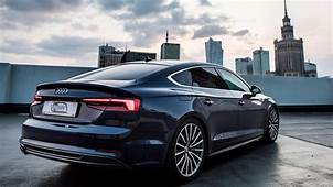 The New 2017/18 Audi A5 Sportback  In Detail Exterior