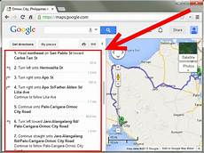 how to get driving directions in maps 4 steps