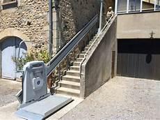 escalier handicapé prix monte escalier exterieur handicape
