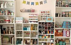 2016 craft room tour organize and decorate everything
