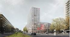 Ortner Ortner Bauen Dgb Zentrale Nahe Berliner