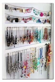 simple jewelry organization by diybric
