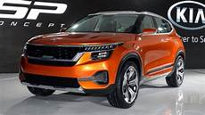Kia Sp Concept Unveiled For India Fancy This Compact Suv