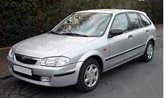 2001 Mazda 323 F Vi Bj Pictures Information And Specs